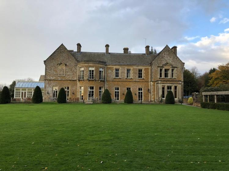 Wyck Hill House Luxury Spa Stow on The Wold The Cotswolds