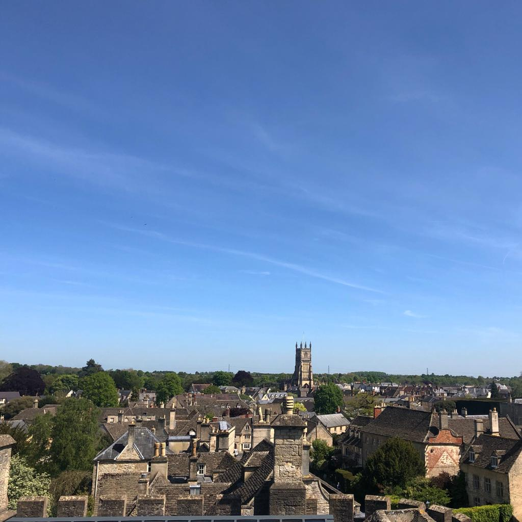 Picturesque Cirencester Capital of the Cotswolds