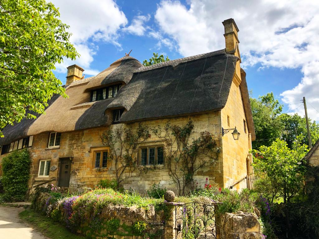 Scenic Stanton Cottage
